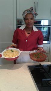 Vanessa cooking class 2 May 17